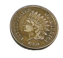 1 Cent - USA - Etats Unis - 1860 - Cu.ni - Sup - Bondsuitgaven