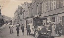 ETRETAT : L'Autobus Du Havre - Etretat