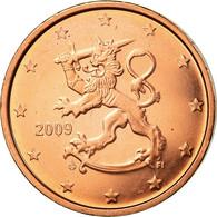 Finlande, 2 Euro Cent, 2009, FDC, Copper Plated Steel, KM:99 - Finlande