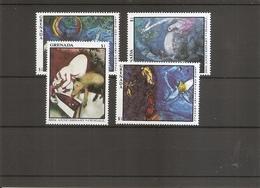 Peintures - Chagall ( 1427/1430 XXX -MNH- De Grenade) - Arts