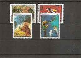 Peintures - Chagall ( 1397/1400 XXX -MNH- De Grenade) - Künste