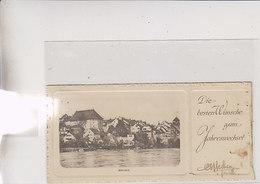 Brugg - Stich In Kleinst-Postkartenl-Format - 1912 - Selten        (00205) - AG Argovie
