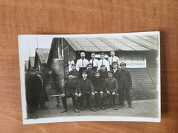 Prisonniers Allemands Dans Un Camp à Londres - London