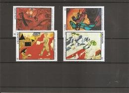 Peintures - Chagall ( 1401/1404 XXX -MNH- De Grenade) - Arts