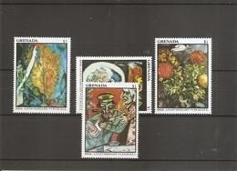Peintures - Chagall ( 1431/1434 XXX -MNH- De Grenade) - Künste