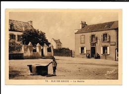 ILE DE GROIX - La Mairie - Groix