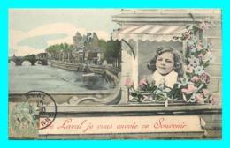 A782 / 315 38 - LAVAL Je Vous Envoie De Souvenir - Laval