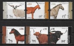 Portugal  2020 , Haustiere / Racas Autoctones - Compl. Satz - Postfrisch / MNH / (**) - Unused Stamps
