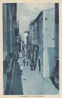 Campania - Caserta  - Sessa Aurunca  - Carano - Via Chiesa   - F. Piccolo - Bella Animata - Otras Ciudades