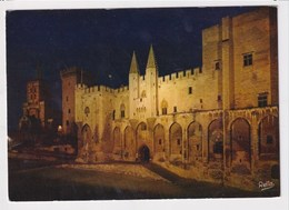 FRANCE  - AK 372906 Avignon - Palais Des Papes - Avignon (Palais & Pont)