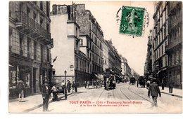 Paris : Série ''Tout Paris'' : N°1340  Faubourg Saint-denis X Ar - Francia