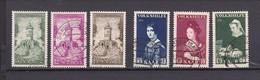 Saarland - 1956 - Michel Nr. 373/78 - Gest. - 1947-56 Allierte Besetzung