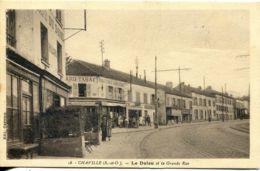 N°2962 T -cpa Chaville -le Doisu Et La Grande Rue- - Chaville