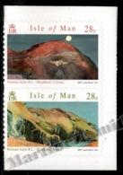 Isle Of Man 2007 Yvert 1394-1395, Art. Norman Sayle Watercolours - Adhesives - MNH - 1952-.... (Elizabeth II)