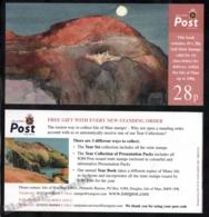 Isle Of Man 2007 Yvert C1394, Art. Norman Sayle Watercolours - Booklet - MNH - 1952-.... (Elizabeth II)