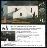 Isle Of Man 2007 Yvert C1396, Art. Norman Sayle Watercolours - Booklet - MNH - 1952-.... (Elizabeth II)