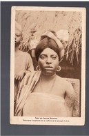 CAMEROUN Type De Femme Bamoun - ... Tatouage Du Bras Ca 1920 Old Postcard - Cameroun