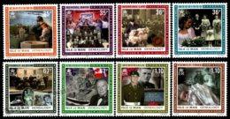 Isle Of Man 2011 Yvert 1688-1695, History. Manx Genealogy, Family History Scenes - MNH - 1952-.... (Elizabeth II)