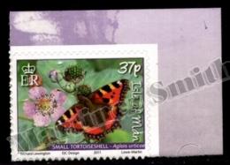 Isle Of Man 2011 Yvert 1704, Fauna. Insects, Manx Butterfly - MNH - 1952-.... (Elizabeth II)