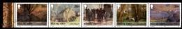 Isle Of Man 2012 Yvert 1786-1790, Art. William Hoggatt Paintings - MNH - 1952-.... (Elizabeth II)