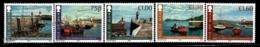 Isle Of Man 2012 Yvert 1791-1795, Landscapes. Manx Lighthouses - MNH - 1952-.... (Elizabeth II)