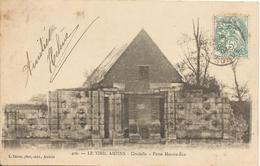 LE  VIEIL  AMIENS  -  Citadelle  -  Porte  Montre-Ecu - Amiens