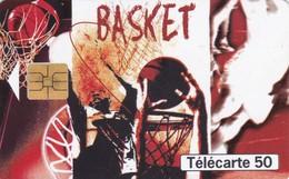 SCHEDA TELEFONICA TEMATICA SPORT BASKET - Sport