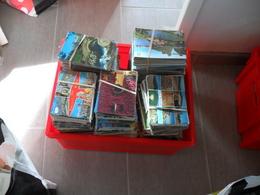 LOT DE 3500,CPM,CARTES MODERNES ET SEMI MODERNES,FORMAT 15-10,PAYSAGE,ARCHITECTURE,THEME,A TRIER POUR BROCANTE OU NET - 500 Postcards Min.