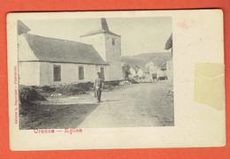 Vresse Eglise - Namur - Dinant - Editeur L.Duparque - Florenville - Vresse-sur-Semois