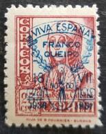 Timbre Local Patriotique De Seville N° 63 Neuf - Emissioni Nazionaliste