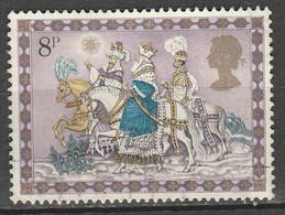 PIA - GRAN BRETAGNA : 1979 :  Natale - Scene Della Natività   -  (YV  917) - Cristianesimo