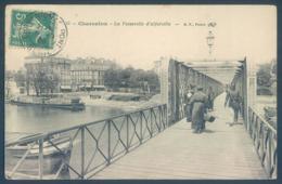94 CHARENTON La Passerelle D'Alforville Alfortville - Alfortville