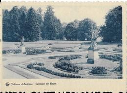 CPA - Belgique - Bruxelles - Château D'Ardenne - Terrasse De Fleurs - Divisé - Non Circulé - - Monuments, édifices