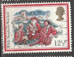 PIA - GRAN BRETAGNA : 1982 :  Natale : Canti   -  (YV  1062) - Cristianesimo