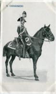 R. CARABINIERI  (2)  - - Uniformi