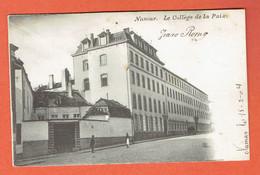 238 P3 - Namur Le Collège De La Paix1904 Vers Bruges - Namur