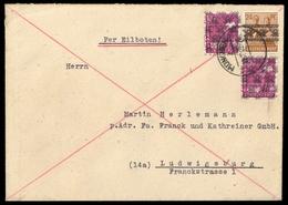 1948, Bizone, 47 II (2) U.a., Brief - Bizone