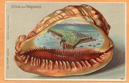 Heligoland Helgoland Germany 1907 Postcard - Helgoland