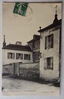 Cpa Janzé, La Communauté, école, Ile-et-Vilaine, éditeur Sorel - France