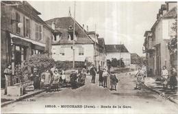 39 - MOUCHARD - Route De La Gare - Other Municipalities