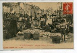 44 LE POULIGUEN Salaison Et Expédition De La Sardine  Sur Le Quai - No 274 Fodéré Coll Op -1913 Timbrée   D02 2020 - Le Pouliguen