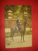 N°0950. WWI. CARTE BELGE ILLUSTRANT L'ARMEE BELGE. GENDARME A CHEVAL EN TENUE DE SORTIE. - Guerre 1914-18