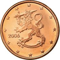 Monnaie, Finlande, Euro Cent, 2006, Vantaa, FDC, Copper Plated Steel, KM:98 - Finlande