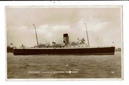 CPA Carte Postale Royaume Uni- Southern Railway Steamer Britany-1941VM12520 - Steamers