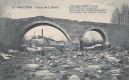 CPA - Puigcerda - Puente De S. Martin - Espagne
