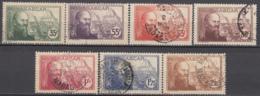 Du N° 199 Au N° 205 - O - ( C 1939 ) - Madagascar (1889-1960)