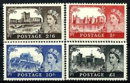 Gran Bretaña Nº 283/6 Nueva. Cat.360€ - 1952-.... (Elizabeth II)