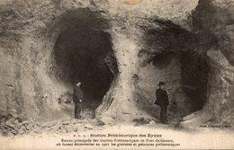 STATION PREHISTORIQUE DES EYZIES - France