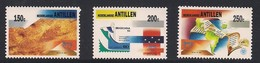 Antilles Néerlandaises Antillen 1993 Yvertn° 956-958 *** MNH Cote 11,50  € Union Postale - Antilles