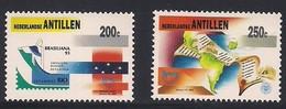 Antilles Néerlandaises Antillen 1993 Yvertn° 957-958 *** MNH Cote 8,75  € Union Postale - Antilles